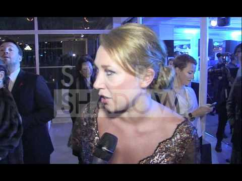Last interview of Laura Smet before incident Sidaction 2012 Paris