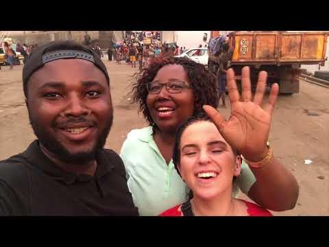Sierra Leone Vlog 17-18   Back to Denmark Ep 20