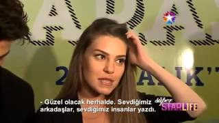 BİRKAN SOKULLU ASLI ENVER STAR LİFE KAMERALARINA YAKALANDI