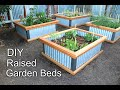 Beautiful DIY Raised Garden Beds in 3 MIN!  - How to Build