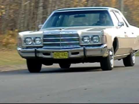 Test Drive the 1976 Chrysler Newport Custom!