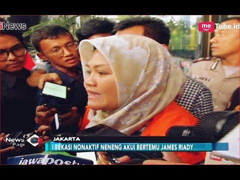 Bupati Bekasi Non Aktif Bekasi Neneng Akui Bertemu James Riady - iNews Pagi 31/10