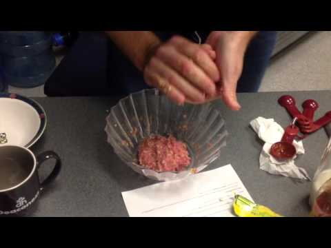 Meatloaf in a Mug Recipe | Microwaveable Meals for Men