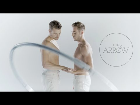 Gay Acrobats Create Stunning Visual Art