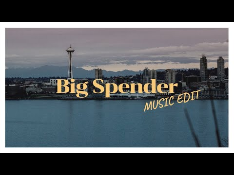 Big Spender (clean version) • Kiana Brown ft. Prince Charlez • Hearing Holland