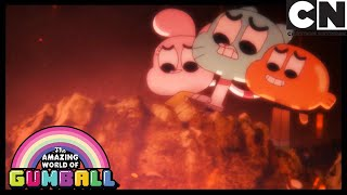 We Nearly Lost Gumball | The Helmet | Gumball | Cartoon Network