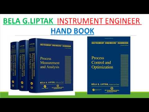 Download instrument engineers handbook, 4th edition, vol. 1.