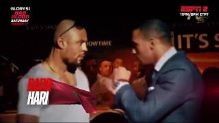 GLORY 51 Replay:  Badr vs. Hesdy airs Saturday, March 17th on ESPN2