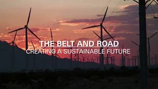 THE BELT & ROAD: Creating a Sustainable Future (HSBC)