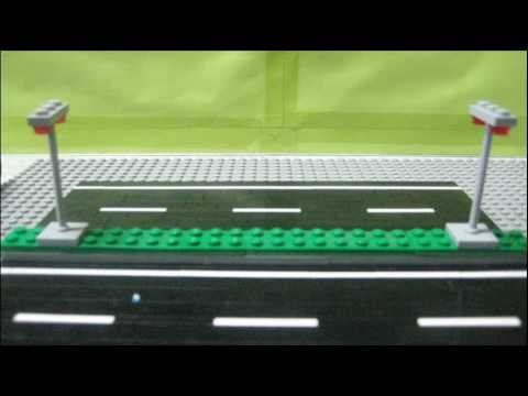 How to Build: Lego Subic-Clark-Tarlac Expressway (SCTEX) Model