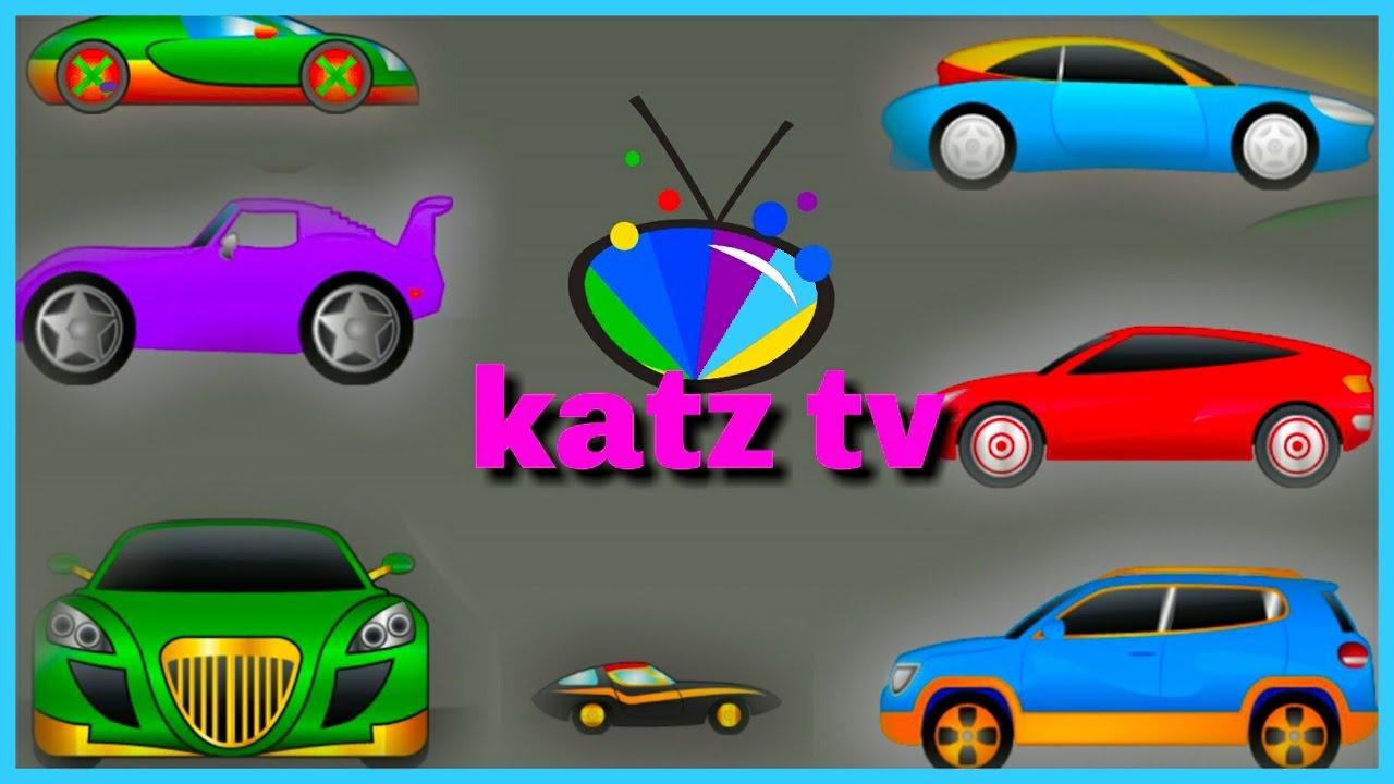 autos f r kleinkinder kinder kids babys deutsch farben und formen lernen puzzle spiel katz tv. Black Bedroom Furniture Sets. Home Design Ideas
