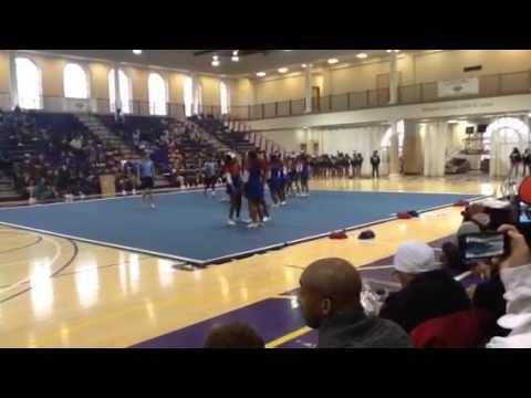 Anacostia High School Cheerleaders