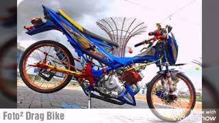 Download lagu Foto² Drag Bike Lagu DJ Jalanku masih panjang MP3