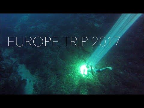 Europe 2017 tour- Croatia, Amsterdam, France