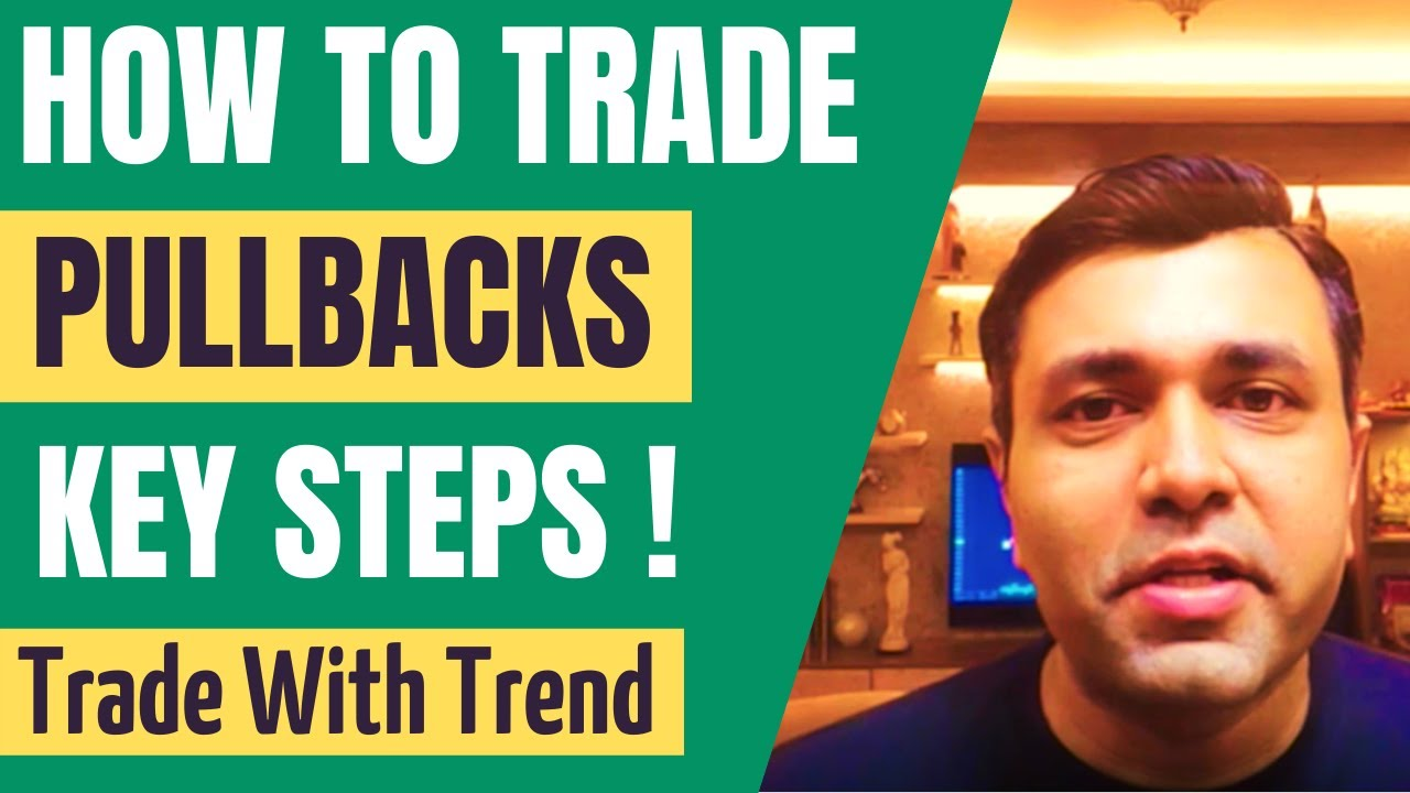 PULLBACK TRADING Strategy (PART TIME Trading)