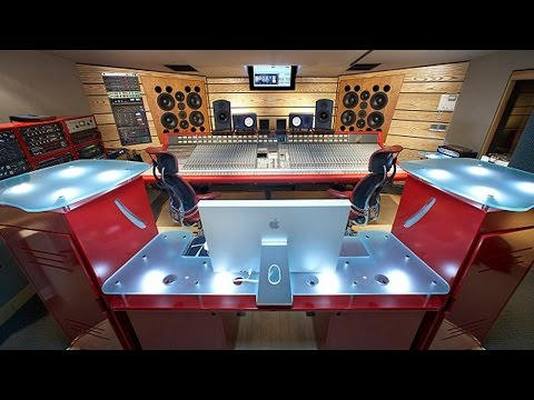 THE MOST EXPENSIVE HOME STUDIO EVER