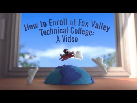 How to Enroll at Fox Valley Technical College