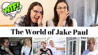 The World of Jake Paul I OUR REACTION! // TWIN WORLD