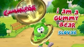 The Gummy Bear Song SLOVAK Version - Gummibär The Gummy Bear