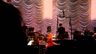 Tori Amos - Holy, Ivy, and Rose + Snow Angel (with Metropole Orchestra at Amsterdam)
