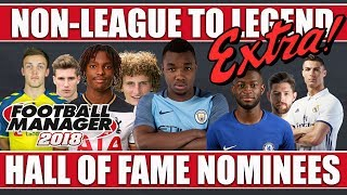 Hall of Fame Nominations | Non-League to Legend Extra