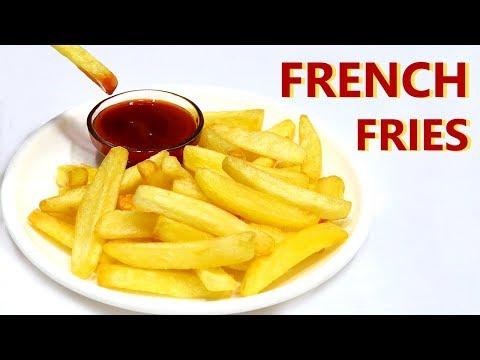 नार्मल आलू से परफेक्ट फ्रेंच फ्राइज बनाने का सीक्रेट | Easiest French Fries Recipe | KabitasKitchen