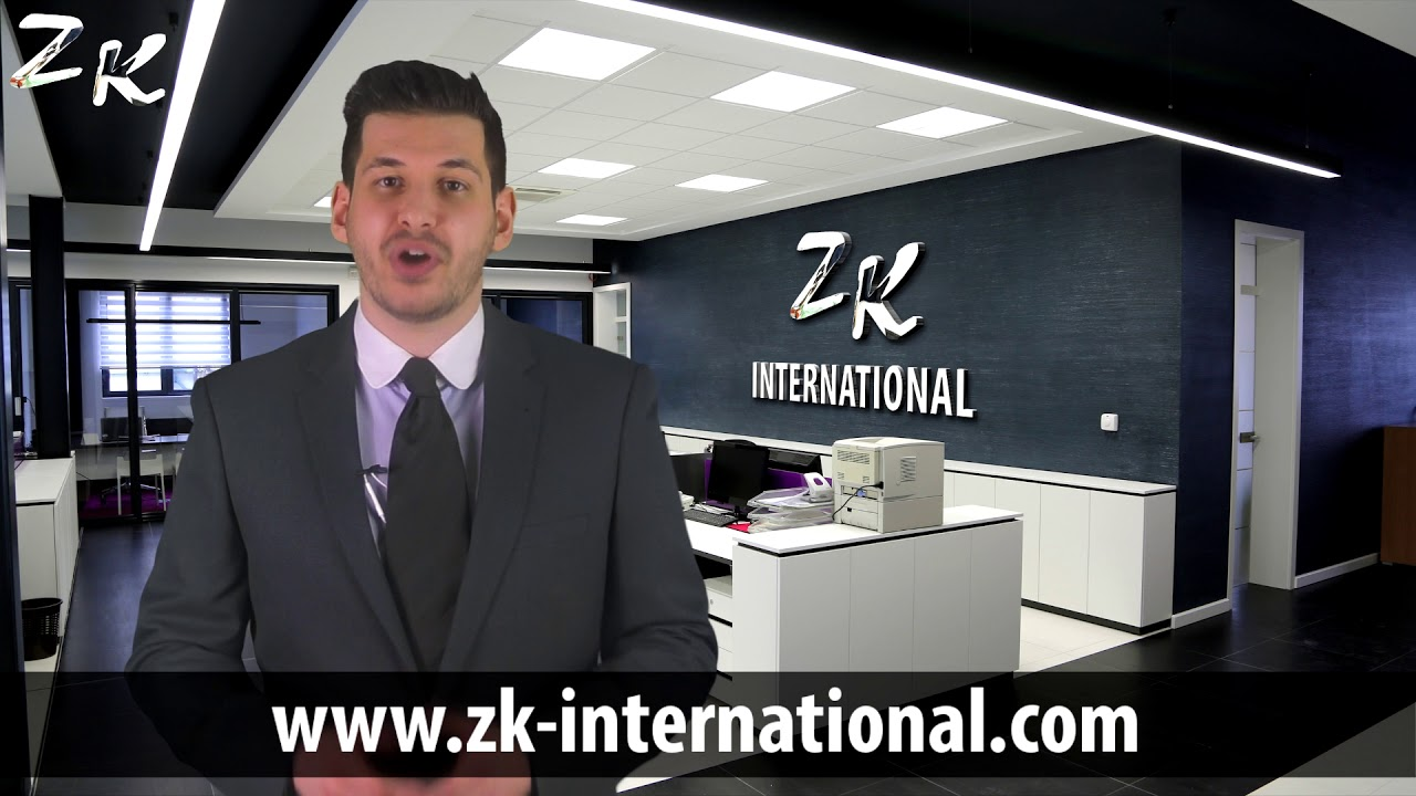 ZK INTERNATIONAL | Manufacturer - Custom Apparel & Clothing