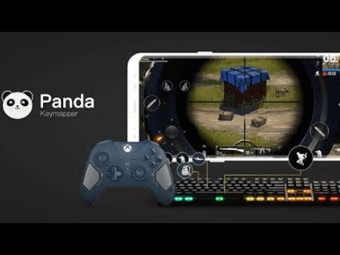 How to use panda gamepad pro or settings of panda gamepad pro