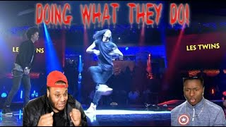 Les Twins Performance   Red Bull BC One World Final 2015 (REACTION)