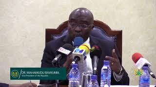 Swearing in if Bank of Ghana Board