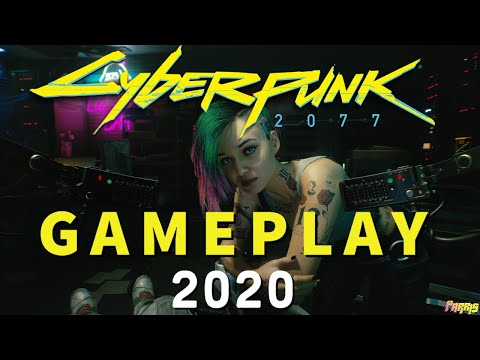 25 Minutes Of Cyberpunk 2077 Gameplay