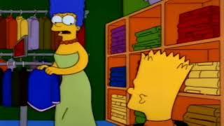 The Simpsons: Shopping at a Clothing Shop thumbnail