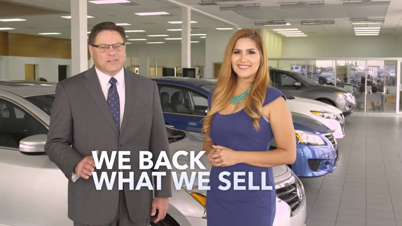World Car Nissan October Specials Youtube