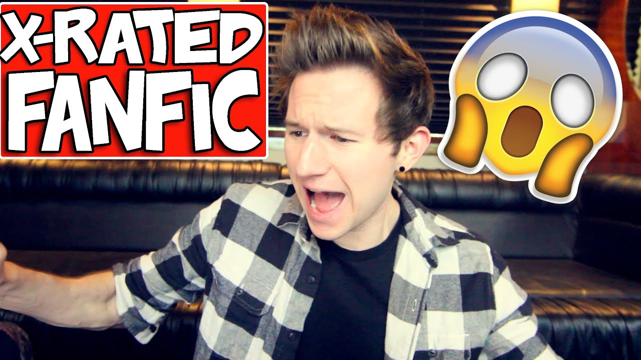 Reacting To X Rated Fanfiction Youtube