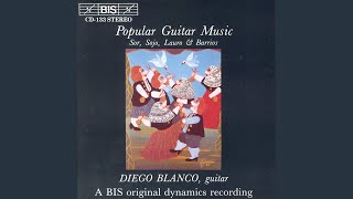 Play Guitar Sonata No. 2 in C Major, Op. 15b (Diego Blanco)