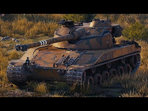 World of Tanks Bat.-Châtillon 25 t - 4 Kills 9,4K Damage thumbnail
