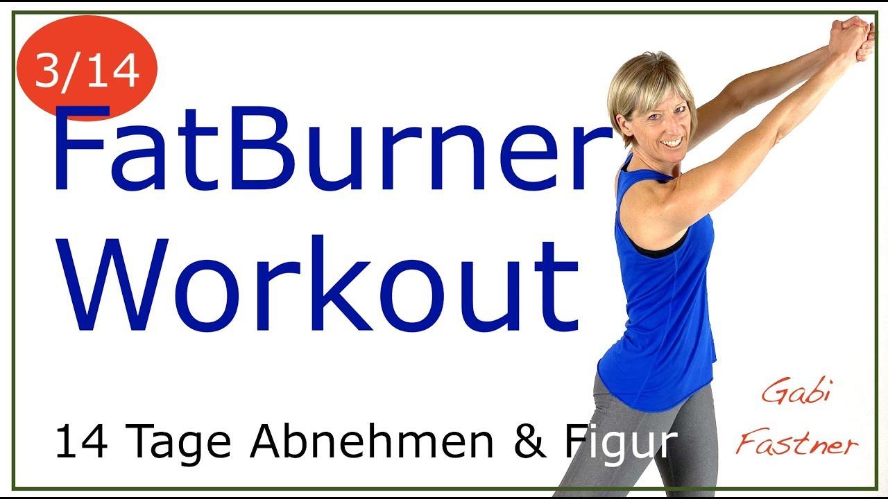 Bauch Fatburner Training