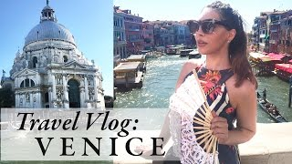 Travel Vlog: Venice |  I only want to buy GUCCI
