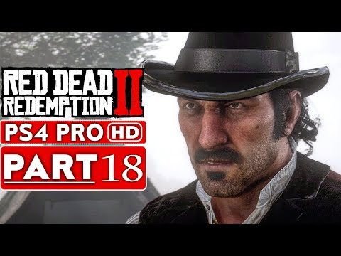 RED DEAD REDEMPTION 2 Gameplay Walkthrough Part 18 [1080p HD PS4 PRO] - No Commentary