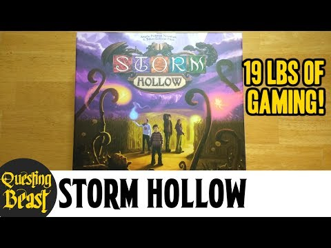 Storm Hollow: Storyboard Game Review