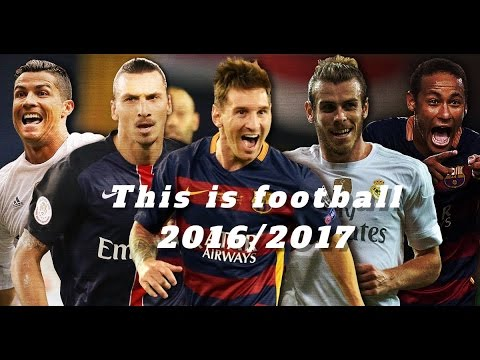 This is football 2016/2017 - Time of our lives - Feat. Ronaldo, Messi, Neymar, Pogba