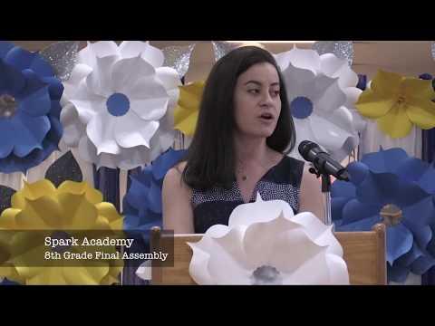 Spark Academy Final Assembly 2018