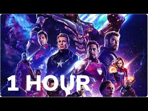 "Marvel Avengers Endgame Theme ""Portals"" | 1 Hour Version"