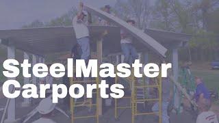 Steelmaster Carport Build Ncrcc