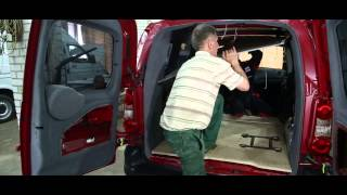 видео переоборудование микроавтобусов в пассажирский