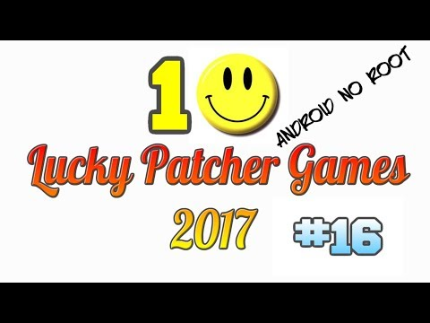 10 Lucky Patcher Android No Root Games List #16 September 2017