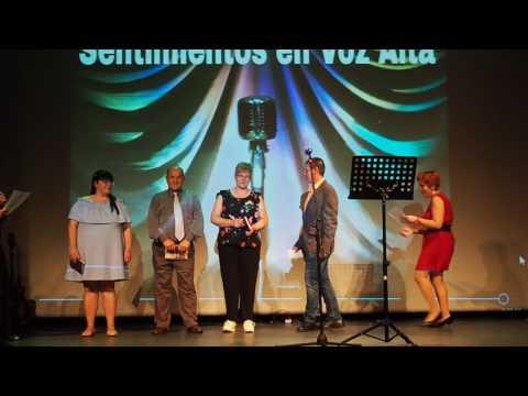 Primera Gala Sentiimentos en Voz Alta   Teatro Cervantes  (Valladolid)