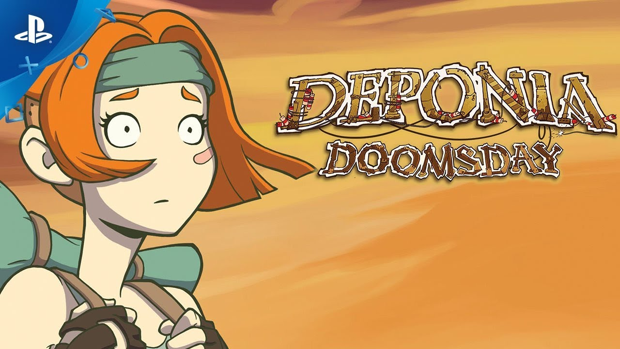 Deponia Doomsday - Release Trailer | PS4