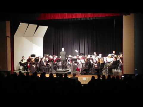 Yorkville high school concert band 5/1/17