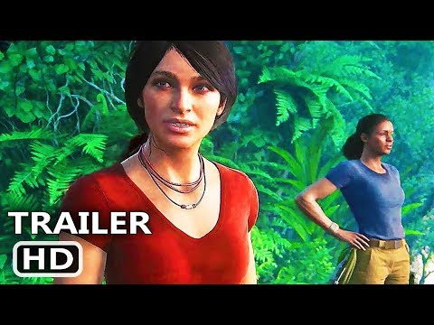 PS4 - Uncharted The Lost Legacy Making Of Trailer (2017)